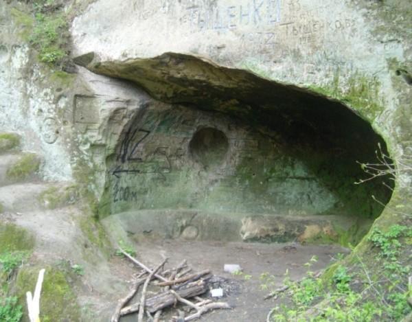 Звонкая пещера горячий ключ фото