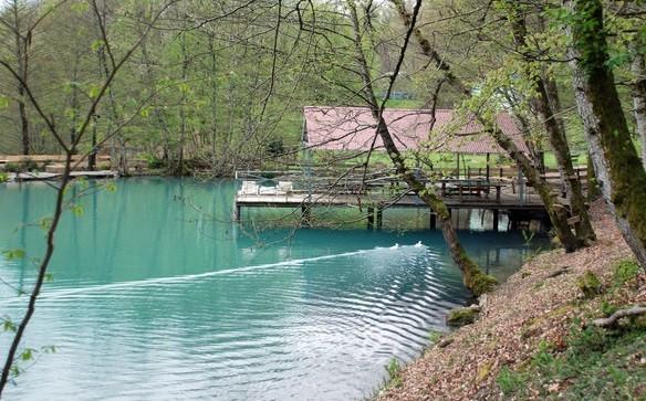 База отдыха Озеро