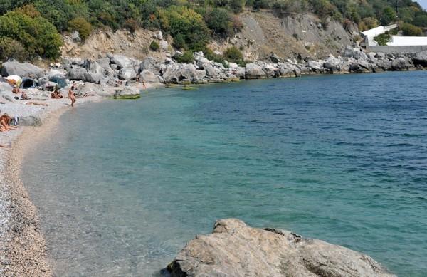 хоста дикий пляж
