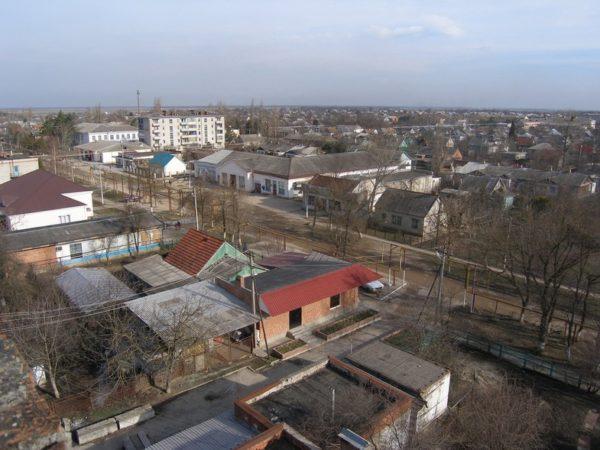 Ахтырский Краснодарский край описание