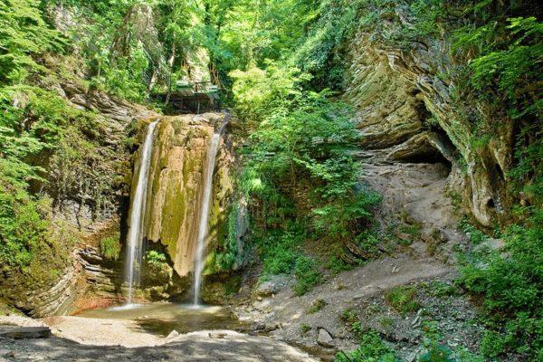 Тенгинские водопады фото
