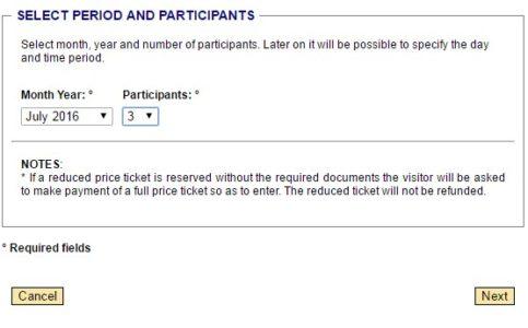 ватикан официальный сайт купить билет