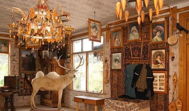 Дом Купца в Пицунде
