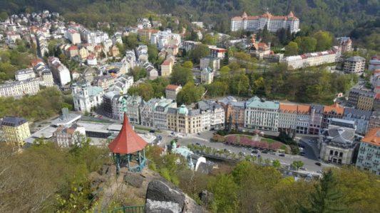 Поездка в Чехию самостоятельно: Карловы Вары фото и видео, снятые нами в 2016 году