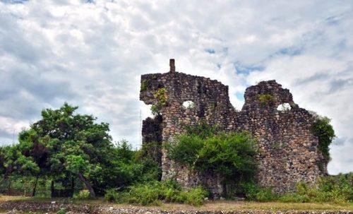 Келасурская стена в Сухуми фото