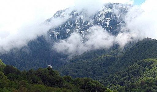 Перевал Гудаутский