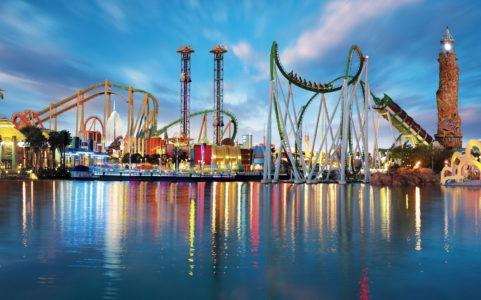 Порт Авентура фото аттракционов, цены, виды билетов, темы парков и много полезной информации