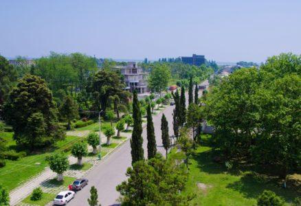 Поти Грузия отдых: описание и фото