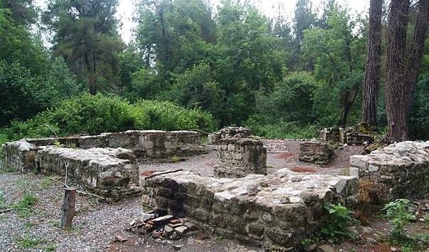 Руины Питиунта