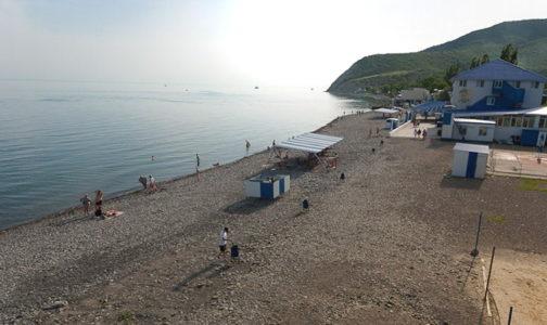 Южная Озереевка фото пляжей и набережной