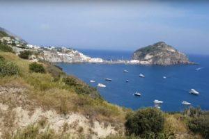 Остров Искья Италия