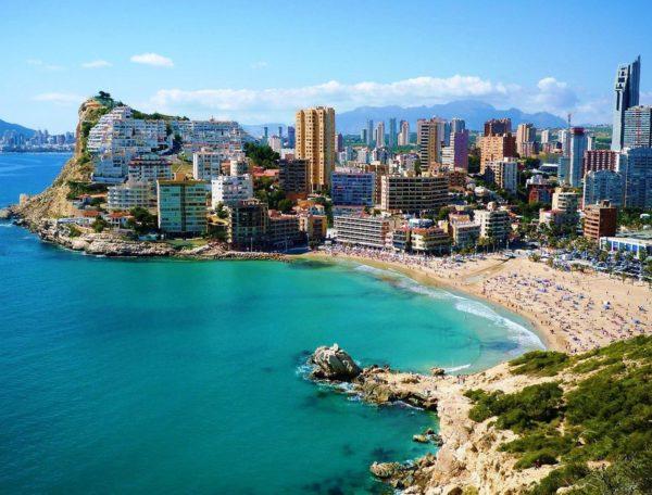 Аликанте Испания описание