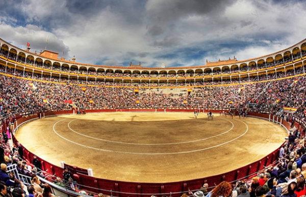 Арена Лас-Вентас фото