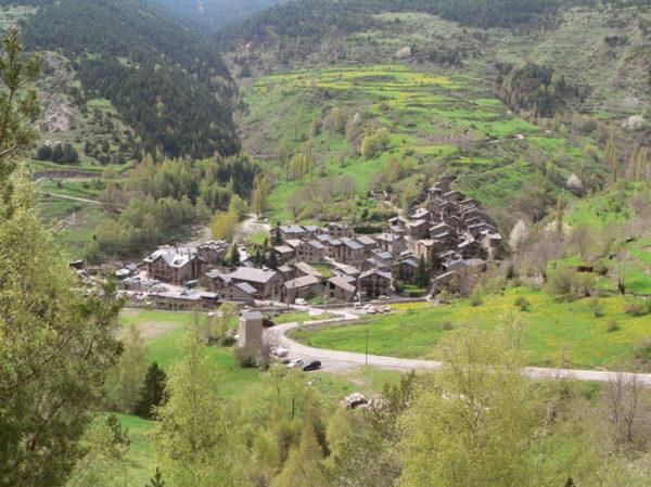 Деревня Os de Civis