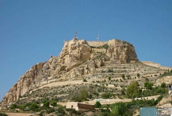 Гора Бенакантиль
