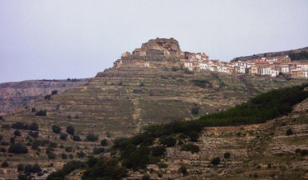 Гора Муэла де Арес в Валенсии