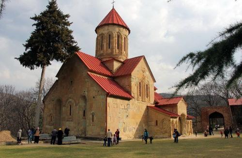 Грузинская Бетания в Тбилиси фото