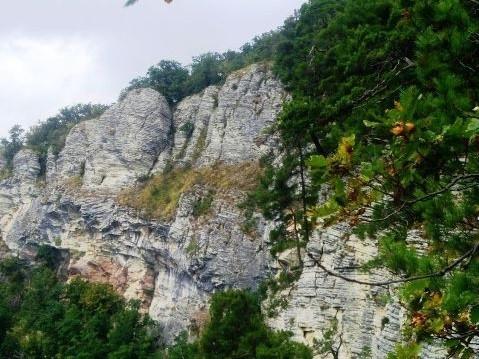 Орлиные скалы в Мацесте