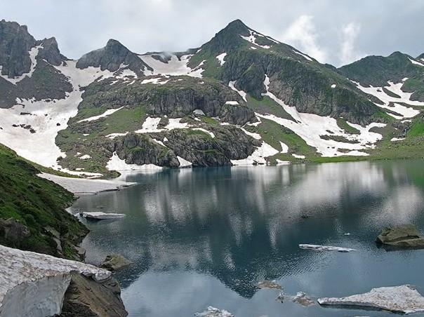 Озеро Адуэда фото