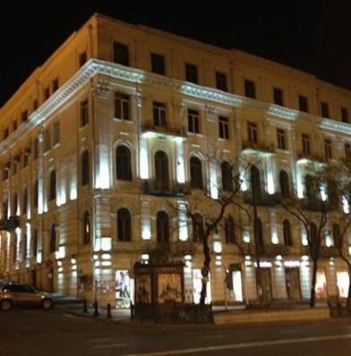 Rustaveli Hotel в Тбилиси