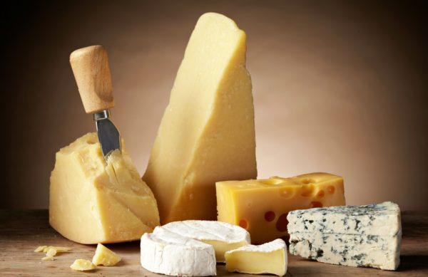 Сыр в Валенсии