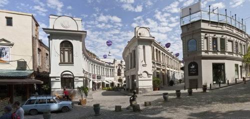 Ул. Жана Шардина в Тбилиси фото