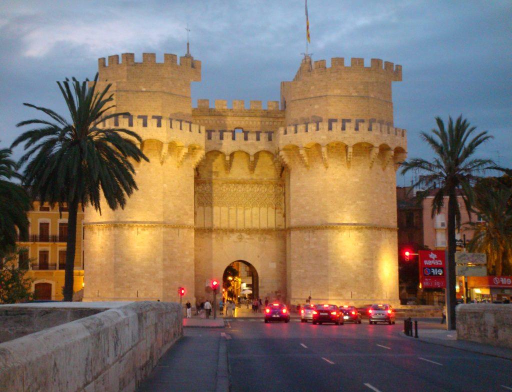 Валенсия испания достопримечательности фото и описание