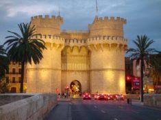 Валенсия Испания достопримечательности