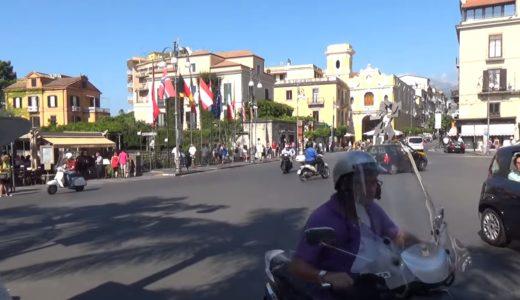 Как добраться в Сорренто из Неаполя