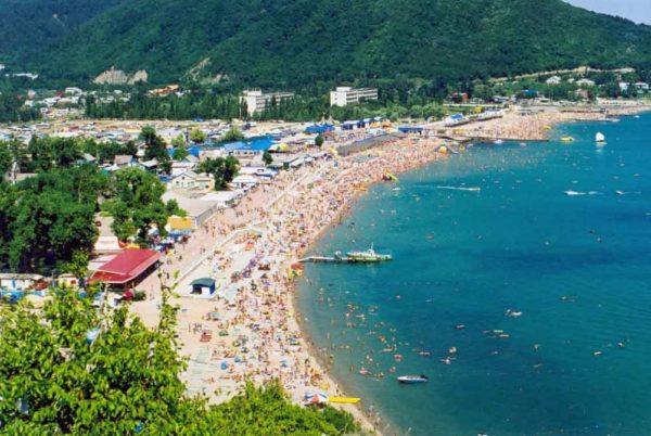 Архипо-Осиповка описание курорта
