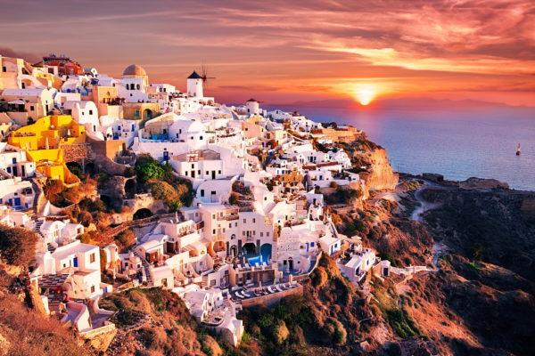 Едем в Грецию