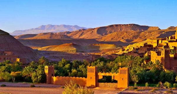 Едем в Марокко