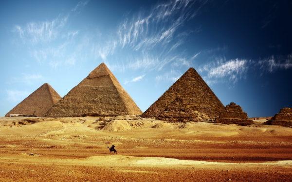Египет в октябре