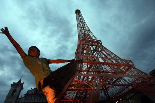 Кабардинская Эйфелева башня фото