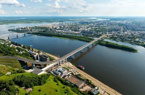 Едем в Нижний Новгород
