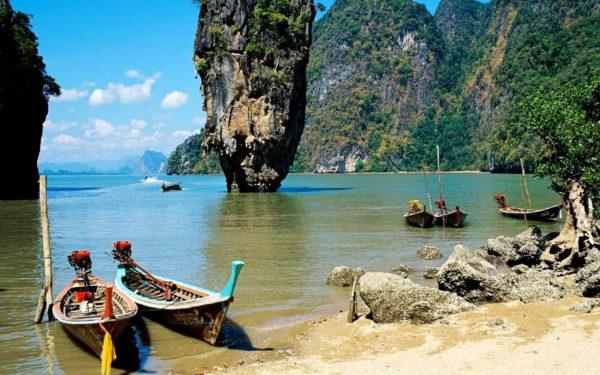 Отдыхаем в Таиланде в октябре