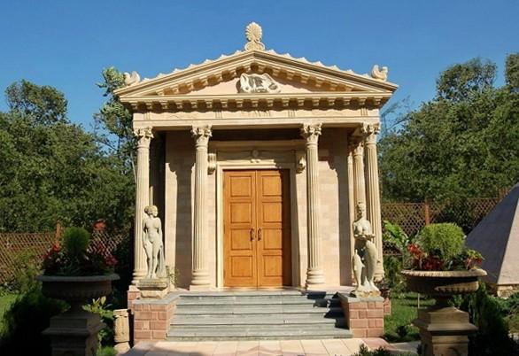 Павильон античности Кабардинка