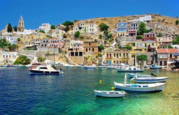 Проводим октябрь в Греции