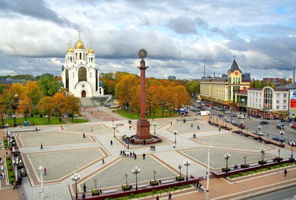 Проводим отпуск в Калининграде