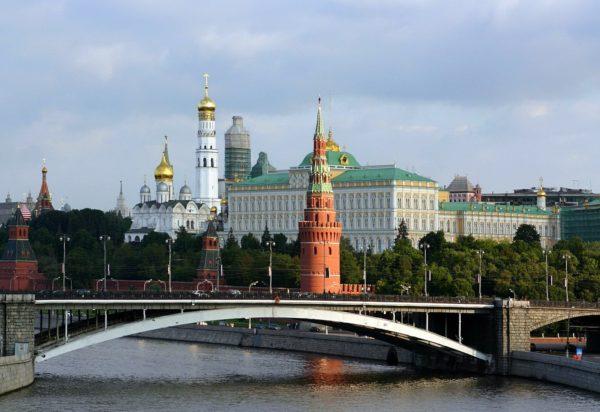 Проводим отпуск в Москве