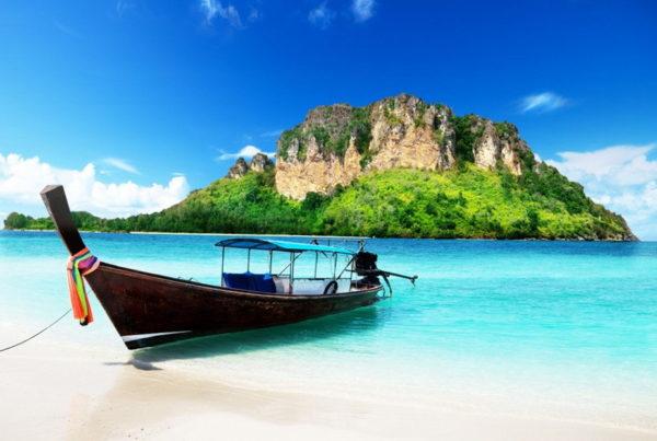 Зимуем в Таиланде