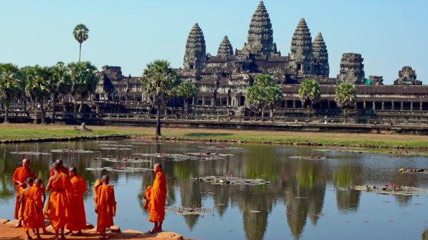 Зимуем в Камбодже