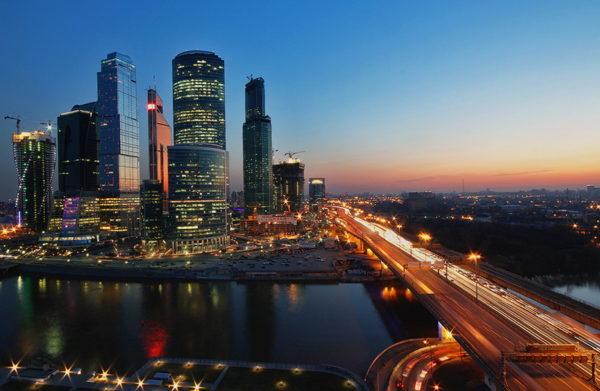 Вертолётная экскурсия по Москве