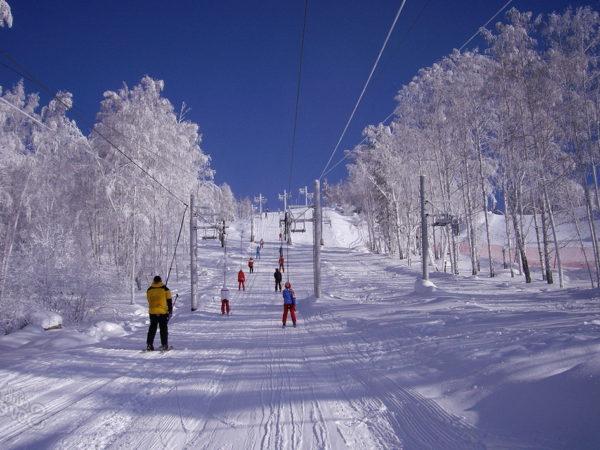 Горнолыжный курорт Малиновка на зимние каникулы