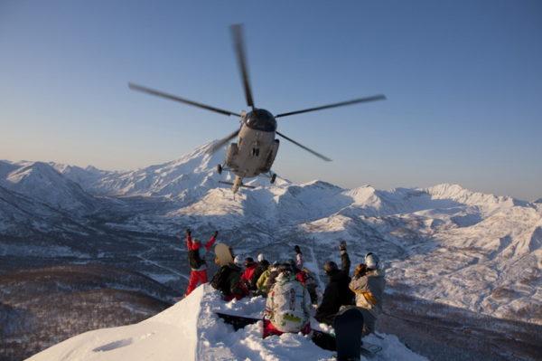 Индивидуальные вертолётные экскурсии на Камчатке