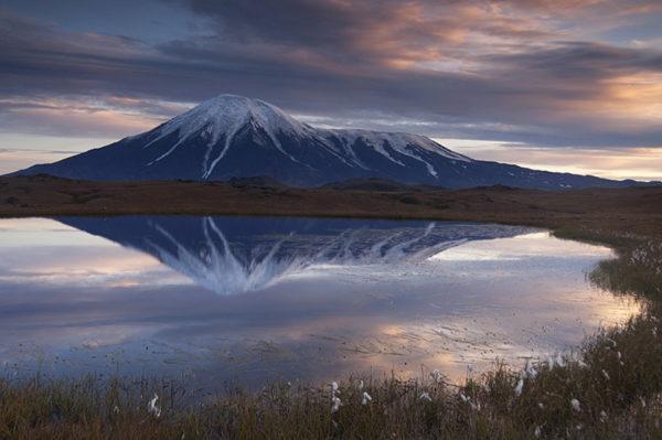 Экскурсия к Толбачинскому вулкану