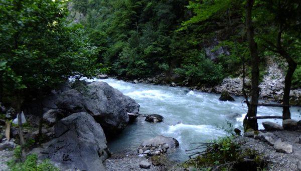 Река Юпшара фото