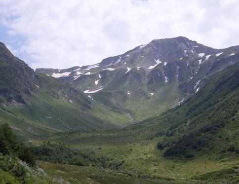 Санчарский перевал фото
