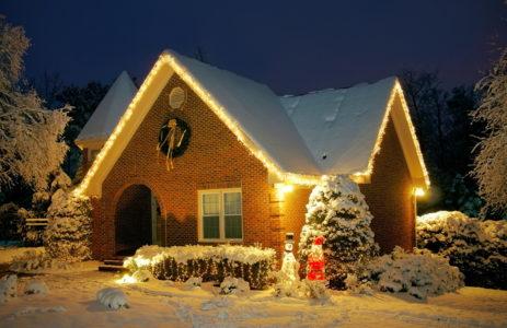 Снять домик в Подмосковье на Новый год