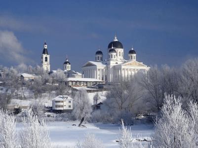 Снять коттедж на Новый год Нижегородской области